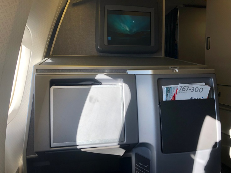 2019 another weekend to europe aa 767 biz seat low tech
