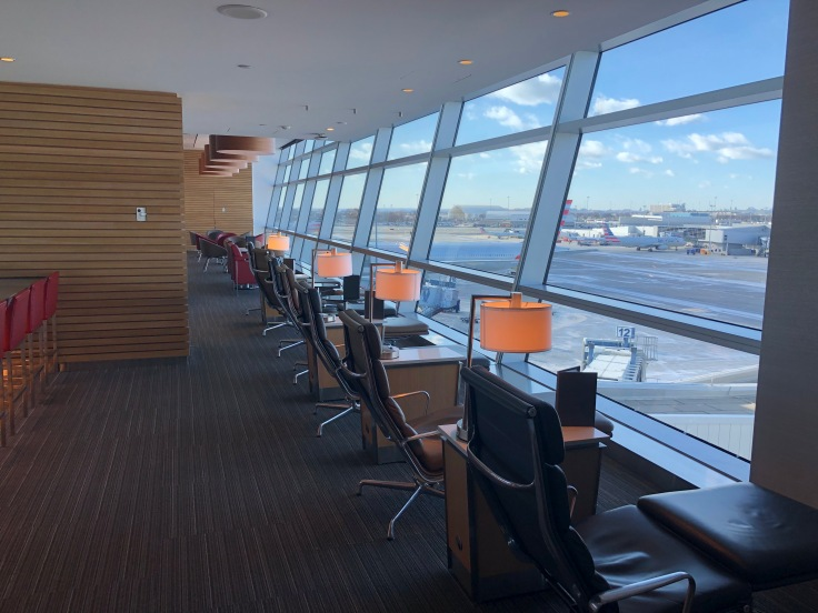 2019 another weekend to europe aa jfk flagship views
