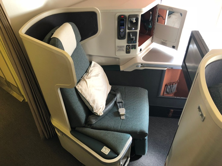 Cathay Pacific Business Class General Herringbone