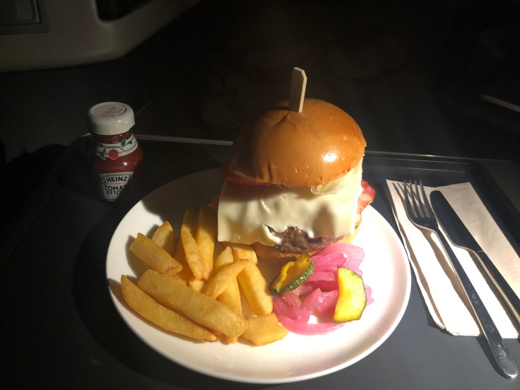 20 Cathay is Overrated Cathay Burger