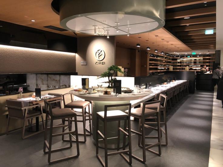 2019 hilton doubletree madrid 07 restaurant