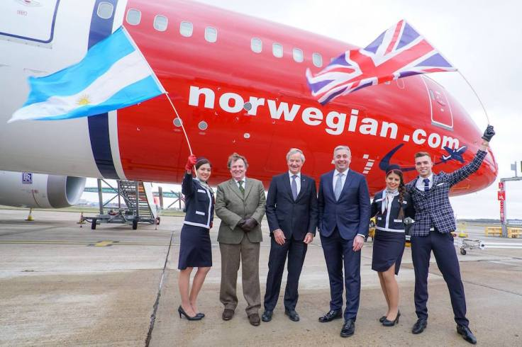 Norwegian Air Argentina UK