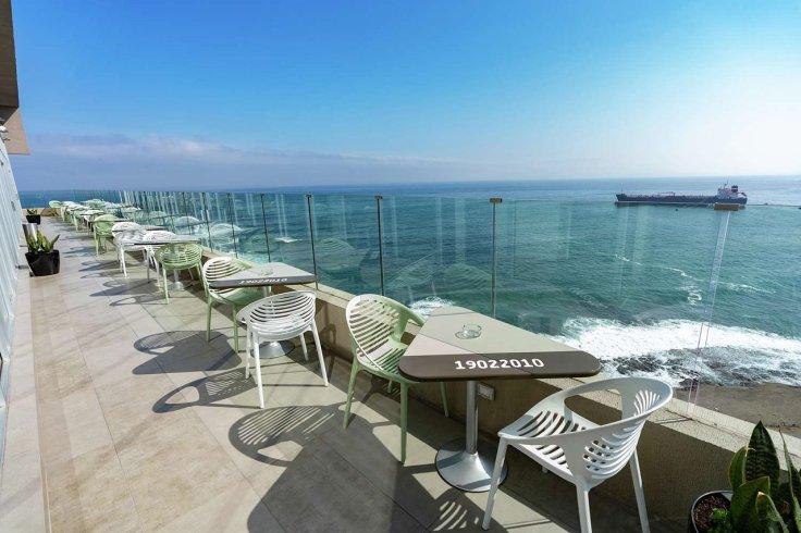 Obama Top 10 Hampton Inns Antofagosto View