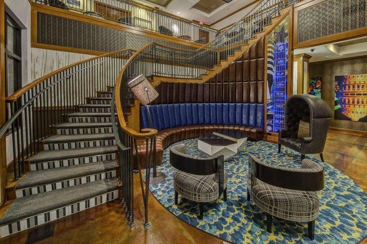 Obama Top 10 Hampton Inns Austin Public Area