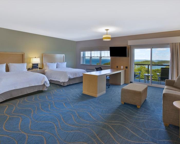 Obama Top 10 Hampton Inns Bar Harbor Room