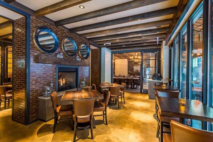 Obama Top 10 Hampton Inns Chicago Magnificent Mile Restaurant