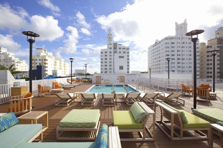 Obama Top 10 Hampton Inns Miami Beach Rooftop