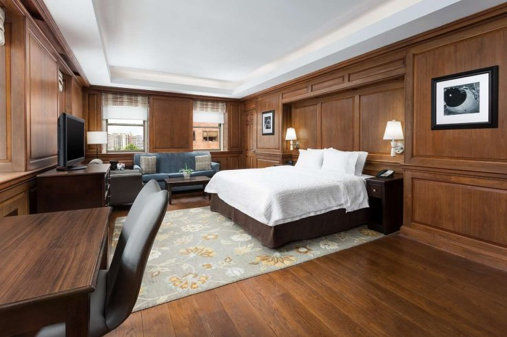 Obama Top 10 Hampton Inns Washington DC Room