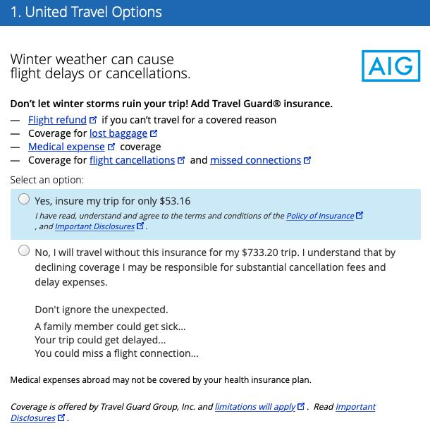 United Trip Insurance