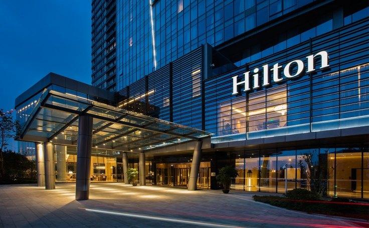 TDF February 12 2020 Coronavirus Hilton Wuhan