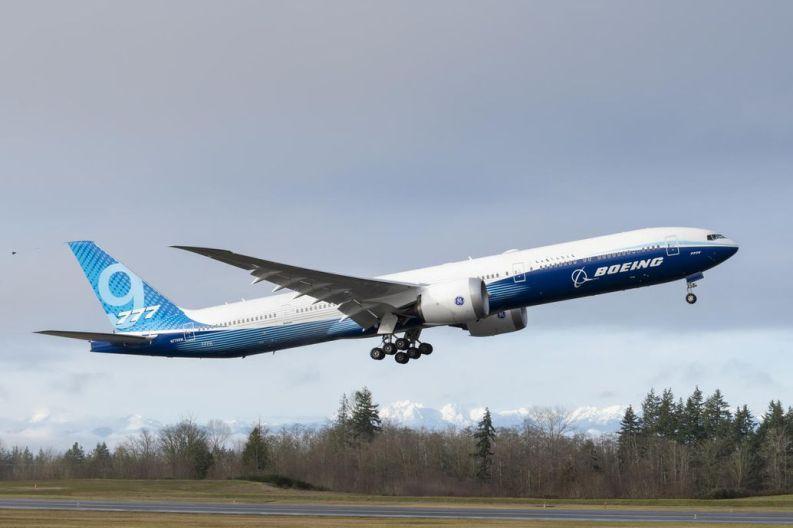 TDF February 13 2020 Boeing 777x