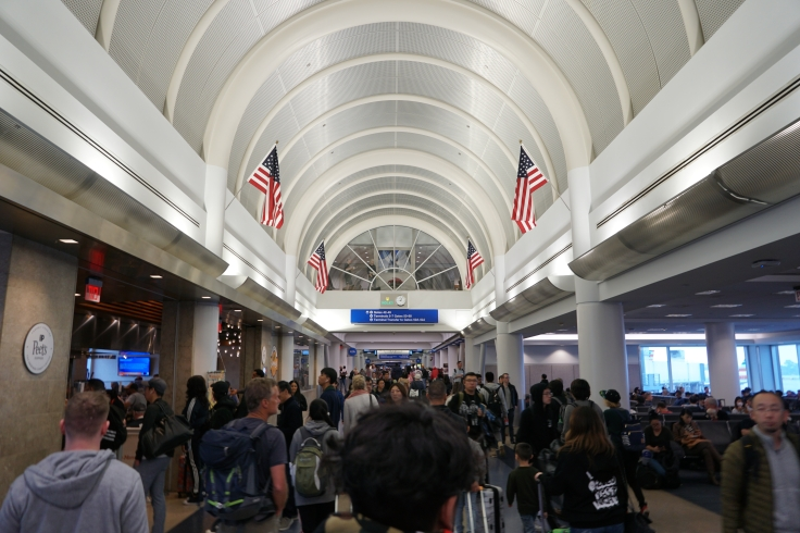 TDF February 20 2020 LAX airport capacity