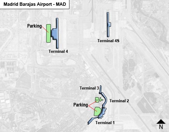 2019 AA Business Class 767 00 barajas check map