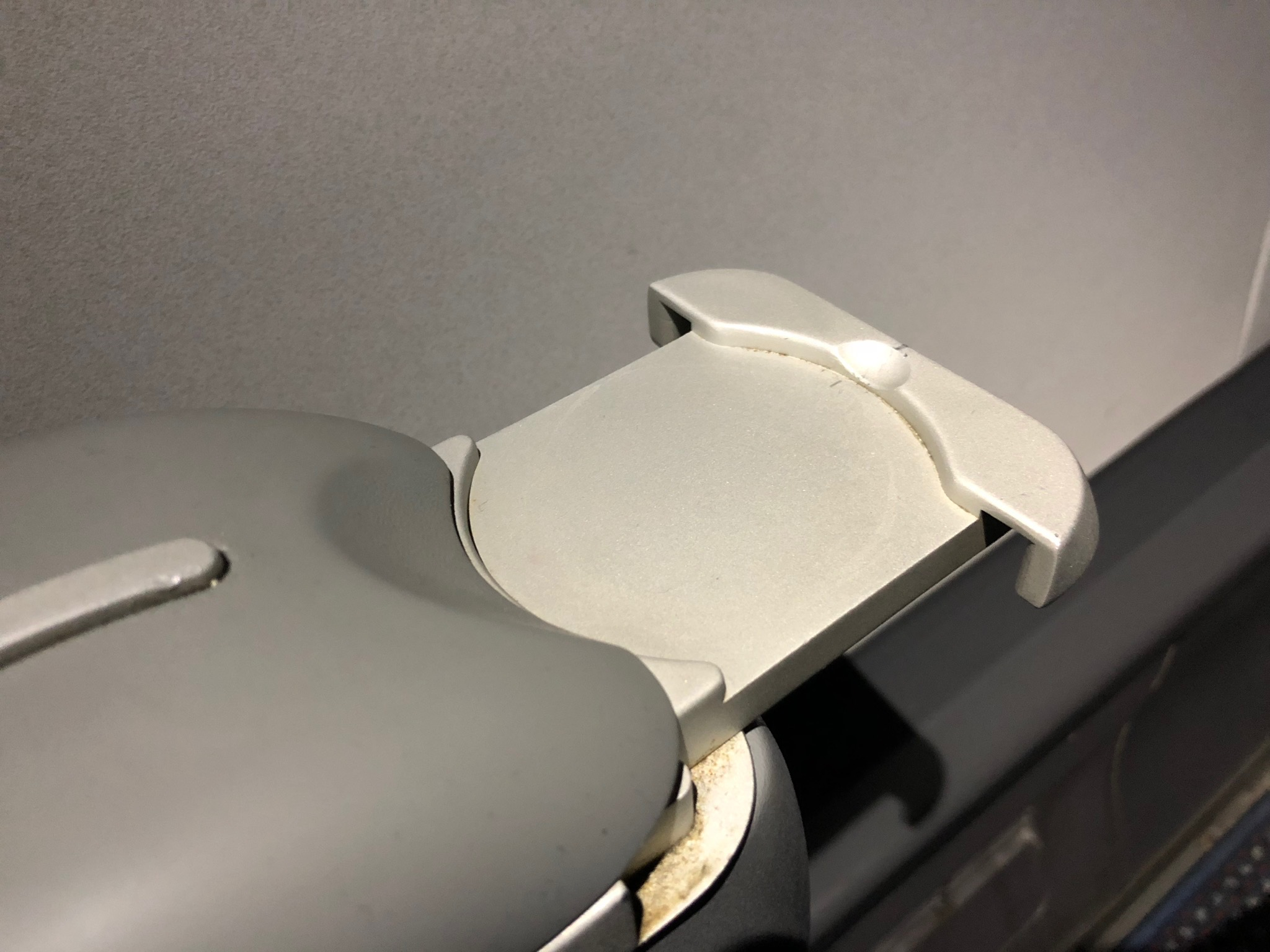 2020 american airlines domestic first hard cup holder