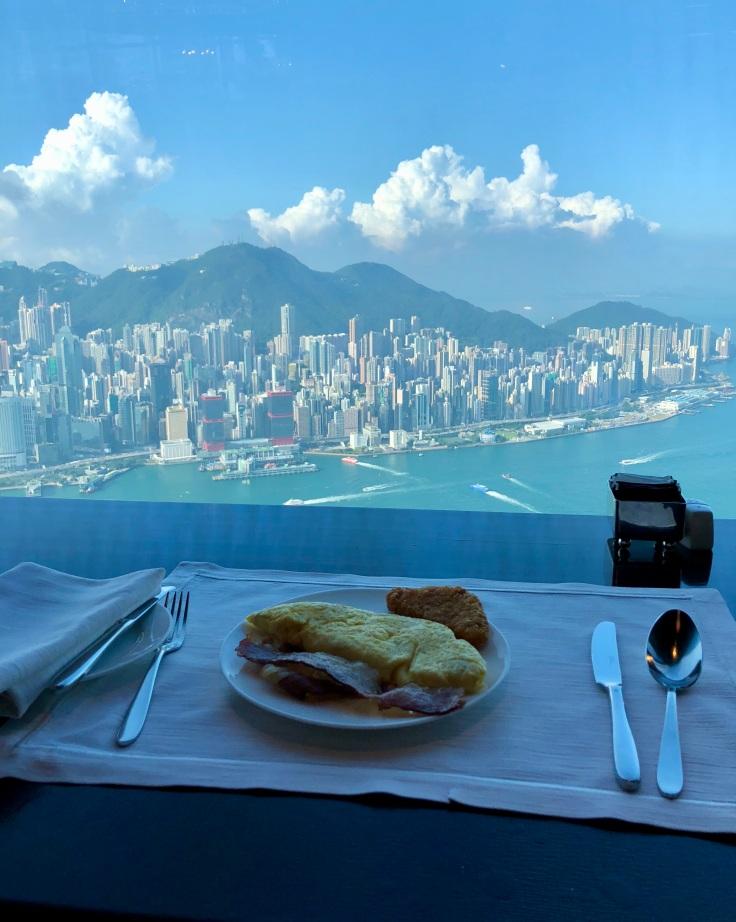 Ritz Carlton Hong Kong View TDF