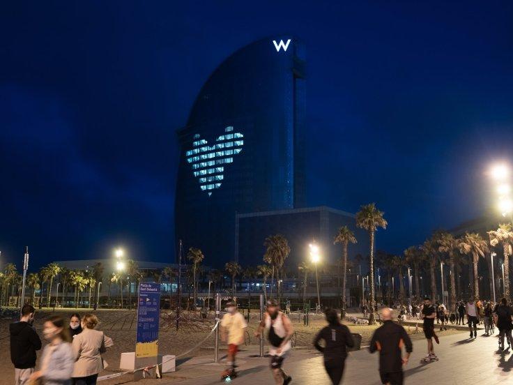 W Barcelona Heart TDF